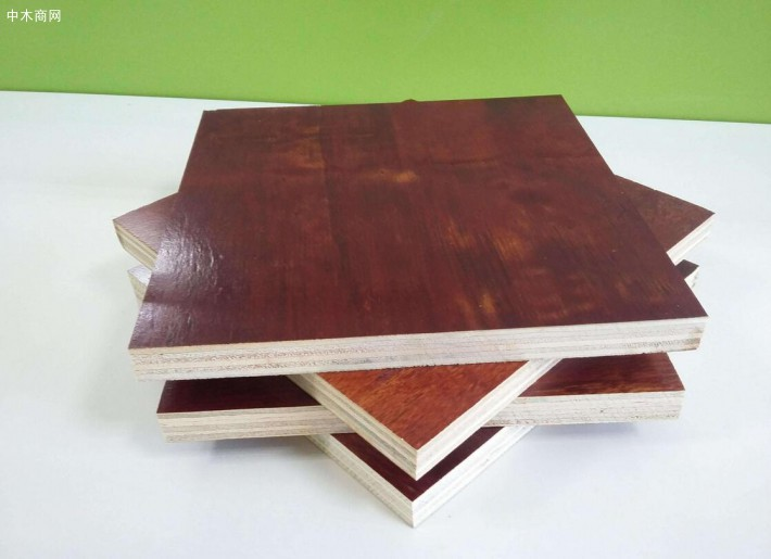 建筑模板是一种临时性支护结构