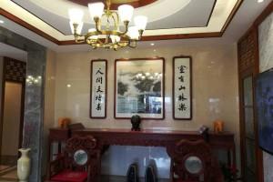 新中式原木全屋定制——低调奢华中不失神韵美