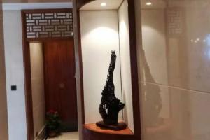 新中式全屋定制用什么木材