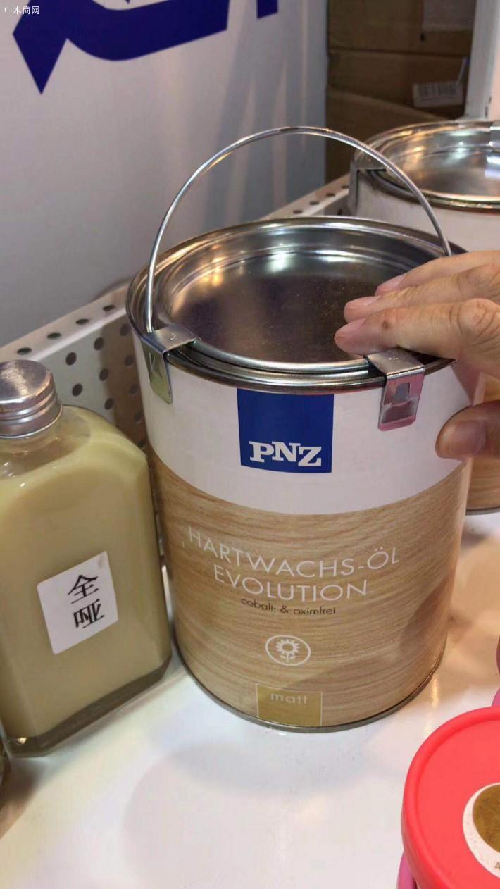 德国原装进口高端PNZ系列木蜡油