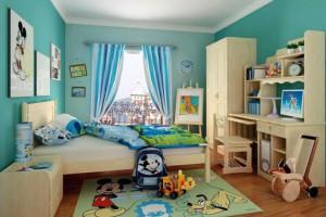 儿童房装修最新报价