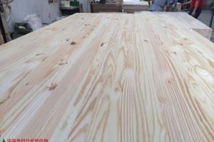 芬兰松指接板(拼板)做家具的优缺点_华柏木业