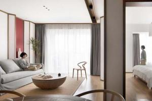 新中式木线条刷什么漆漂亮?