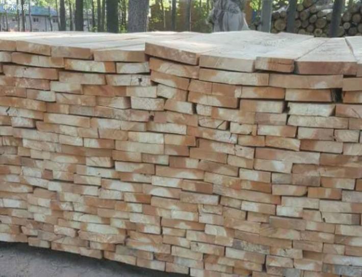 杨木板材,俗称为杨木板