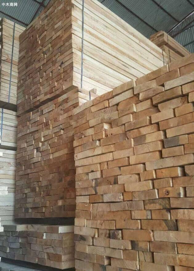 河南杨木板材
