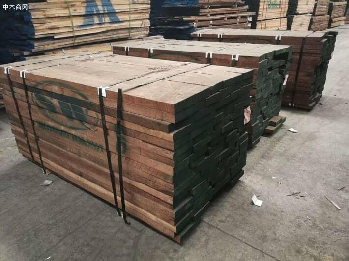 北美黑胡桃木板材今日最新报价