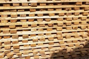 香杉木建筑木方高清图片