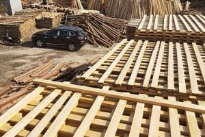 香杉木建筑工程木方最新报价