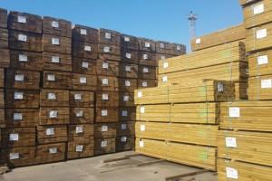 原产欧洲高品质松木板材现货大量供应