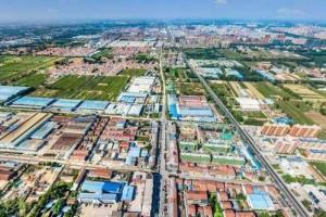 丰县孙楼街道木业产业园已建成投入使用