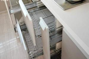橱柜拉篮如何安装 橱柜拉篮有哪些形式