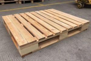 木托盘包装箱高清图片