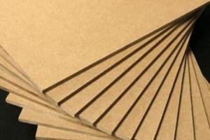 唐山年产30万立方米纤维板异地搬迁技改项目首板下线