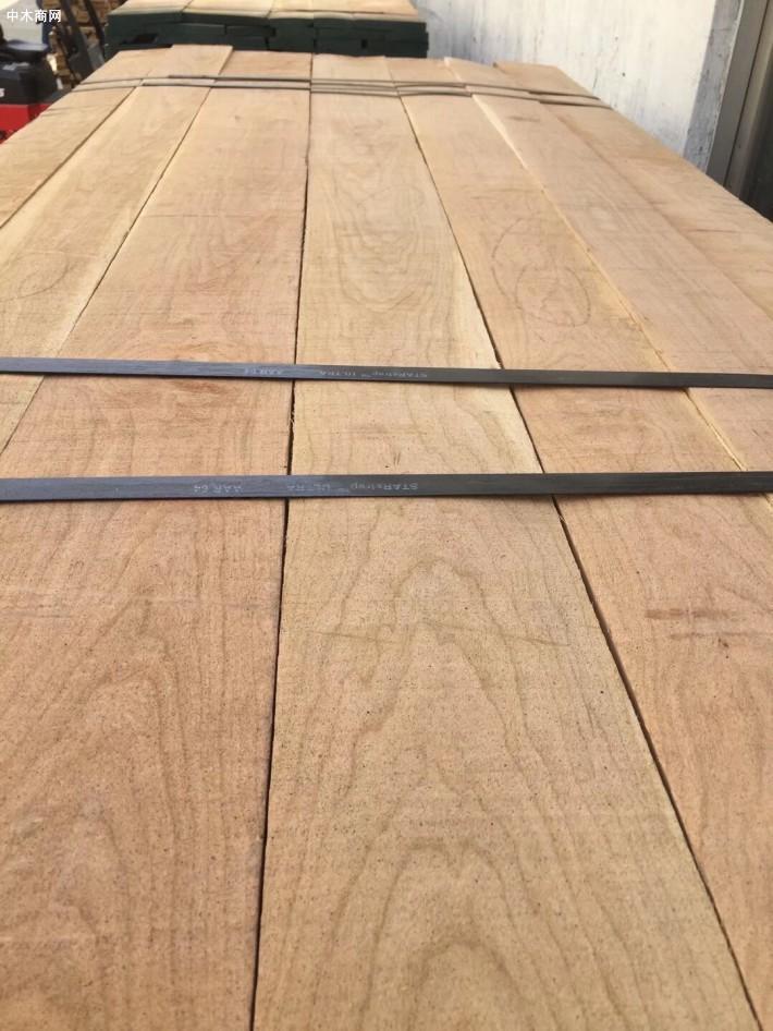 樱桃木板材价格