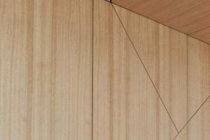 110㎡的家,用木饰面打造,永远都不过时,简直美死了!