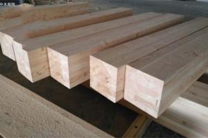 胶合木加工生产质量控制要点