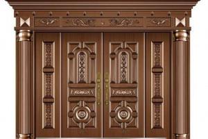 别墅的进户门用锌合金好还是用木门好?纯木门和原木门有什么区别?