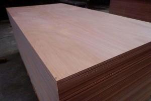 坤宇木业一次成型桃花芯胶合板