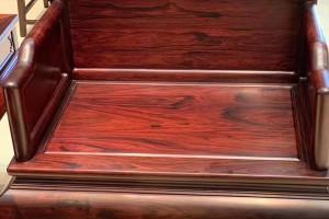 交趾黄檀沙发大红酸枝沙发