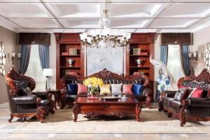 这样的法式家具,真是藏不住的贵族气质