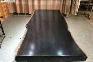 黑檀实木大板供应
