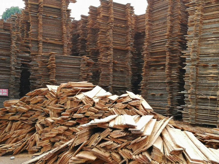 柳杉木板材厂家直销