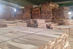 印尼相思木地板坯料,四面刨光烘干实木地板坯料