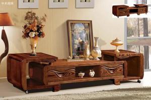 白蜡木因花纹美丽和加工简单常用于豪华家具中