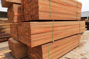 上海柳桉木厂家,柳桉木板材价格