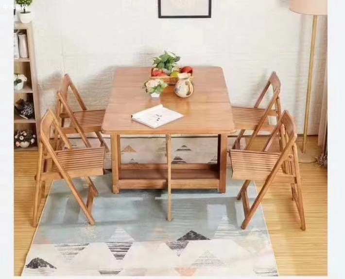 橡木餐桌椅