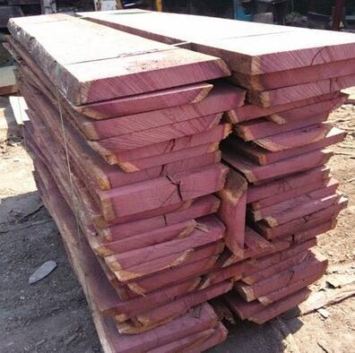 求购:紫心木板材