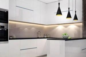 厨房吊顶别再做铝扣板了,如今设计师都这样做