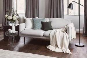 客厅沙发怎么选?尺寸多大合适?