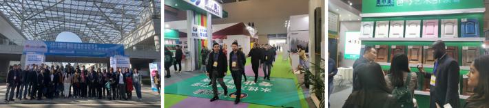 重庆国际门窗展览会外商
