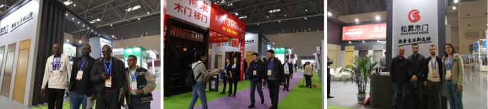 重庆国际门窗展览会外商品牌