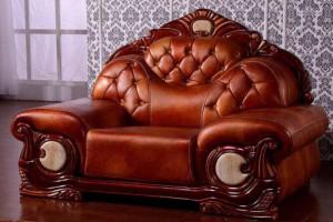 怎样识别真皮沙发的真假?