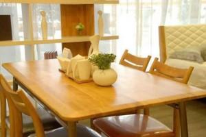 餐桌用什么材质的好,很多家庭都选错了