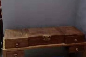 刺猬紫檀梳妆台厂家直销