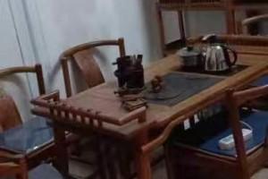刺猬紫檀茶台厂家直销