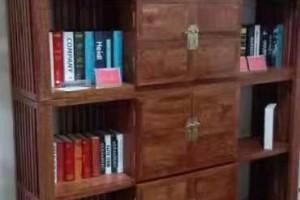 刺猬紫檀书柜厂家直销