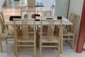 白蜡木餐桌椅厂家直销