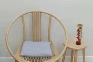 白蜡木椅子