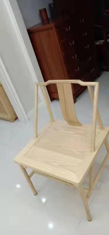 白蜡木椅子图片