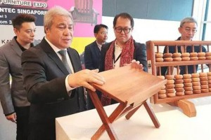 马来西亚考虑为新加坡市场建立家具园