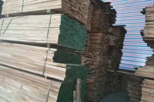 红樱桃木板材处理300方,直边80方,其它毛边料,一次性处理