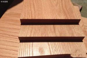 美国红橡木做楼梯扶手好吗?
