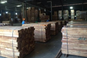 越通社统计数据,今年前11月越南木材和木制品出口额达94.5亿美元