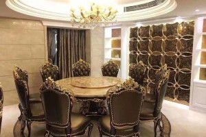 餐桌一般配几把椅子?为什么?