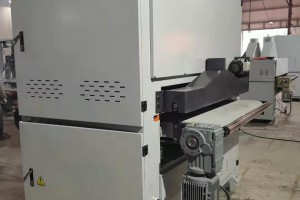 木门砂光机使用教程视频