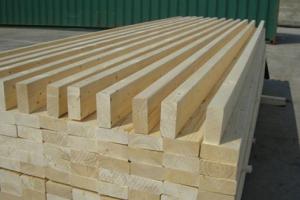 优质建筑工程木方生产视频_创秋木业